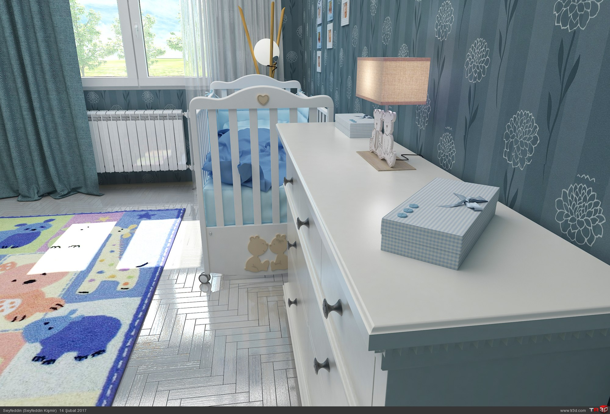 Bebek Odası 1
