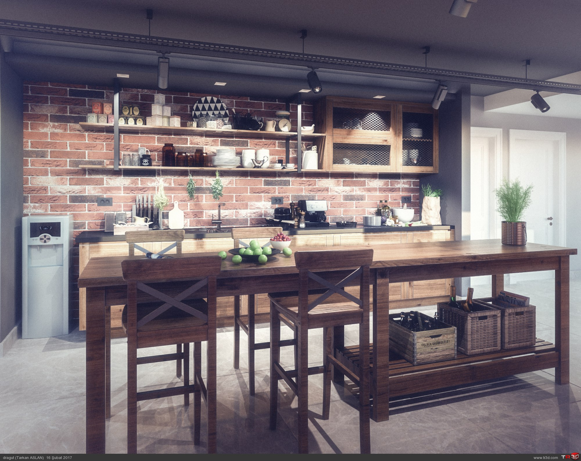 Kitchen - Bodrum