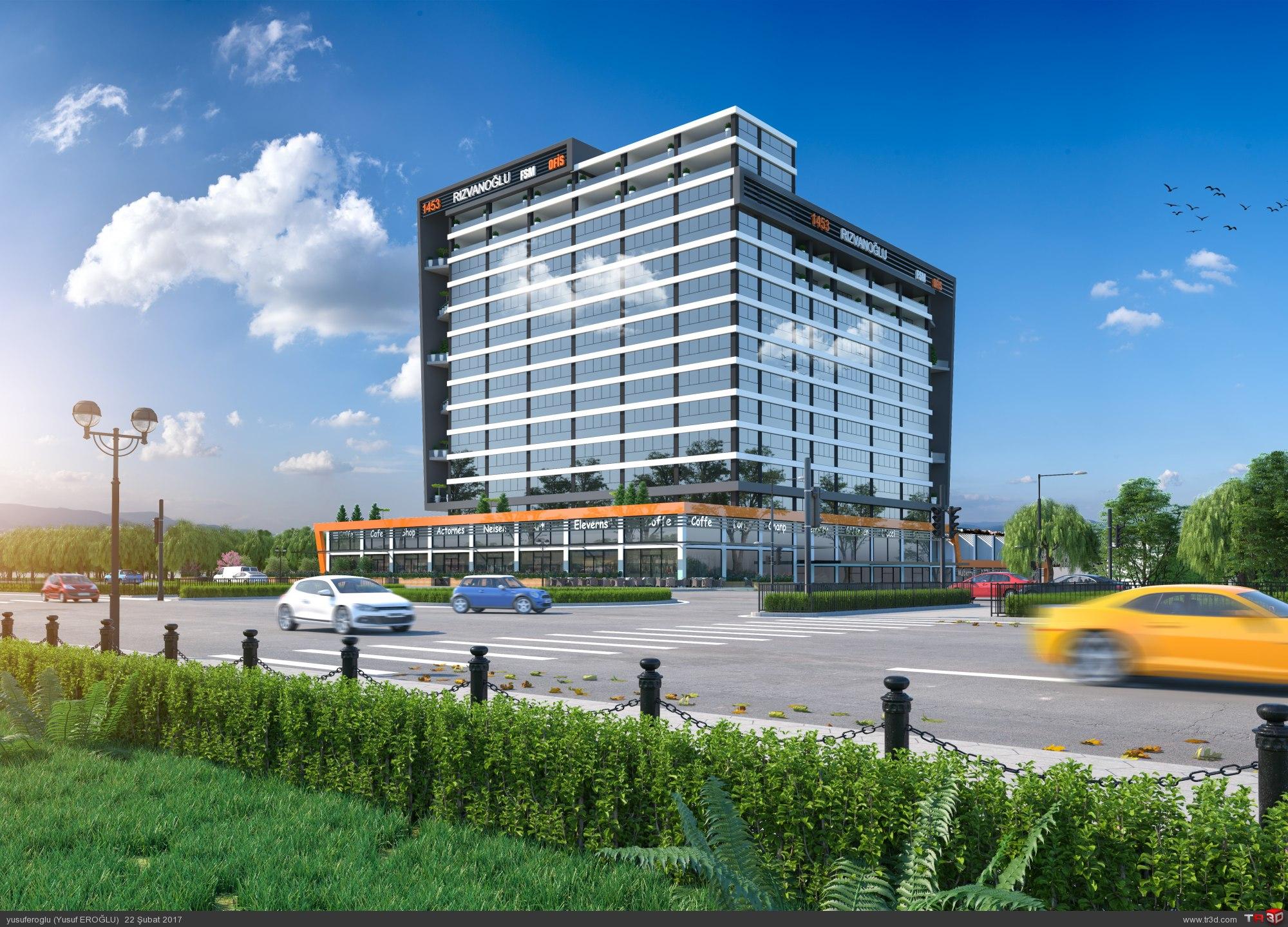 Bursa / Office