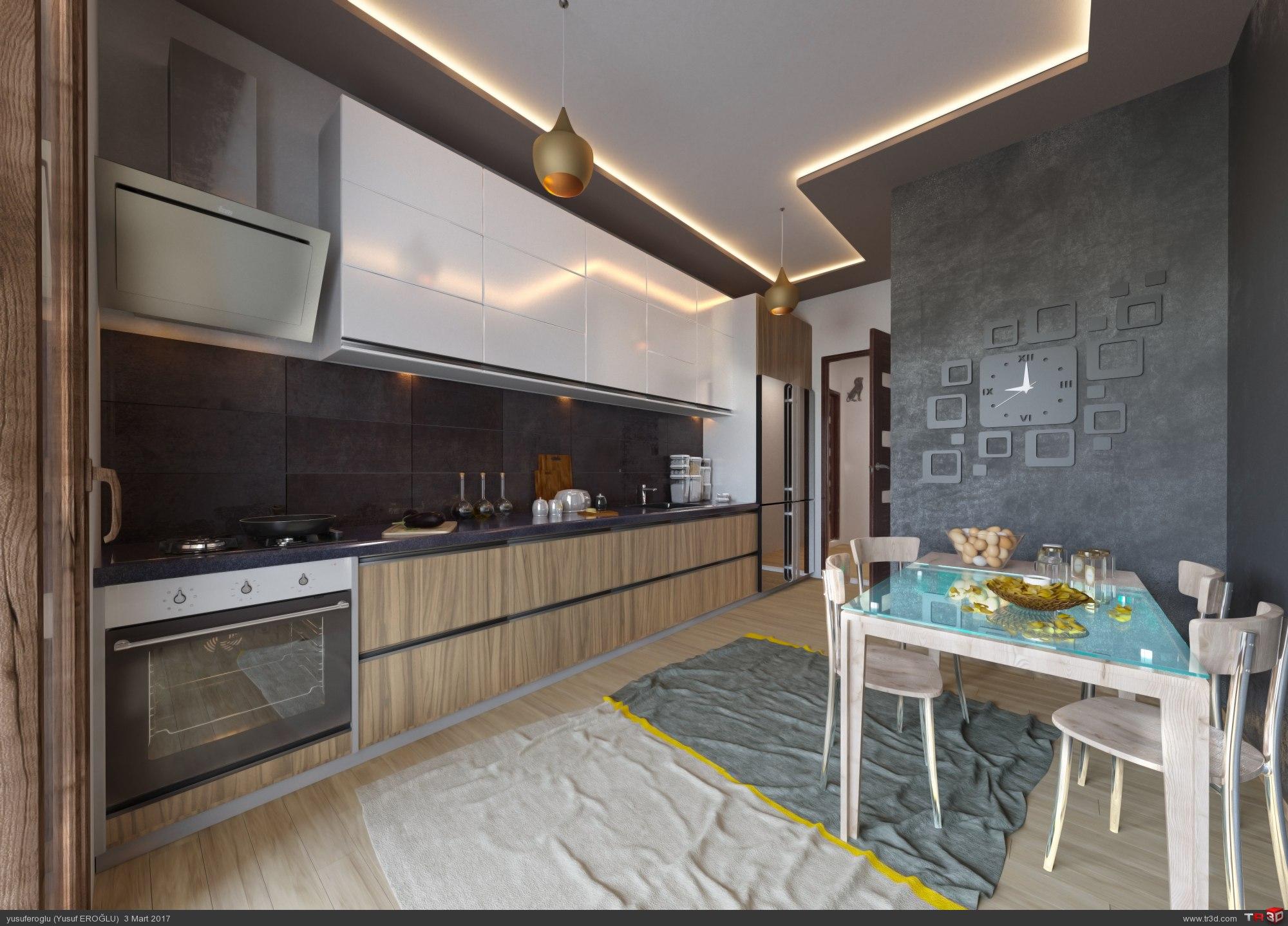 Kitchen / Detail 1