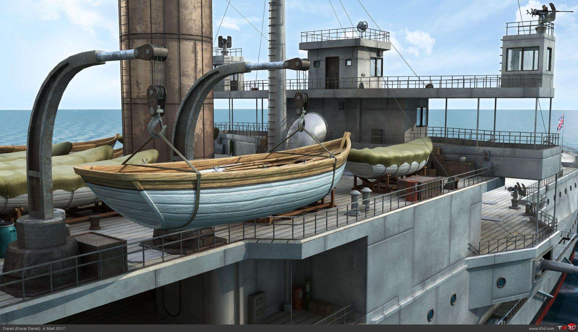 HMS Triumph 2