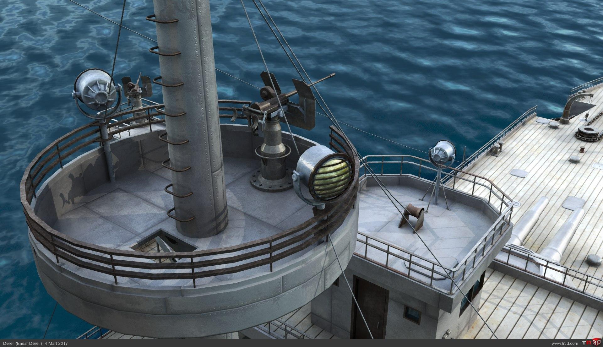 HMS Triumph 4