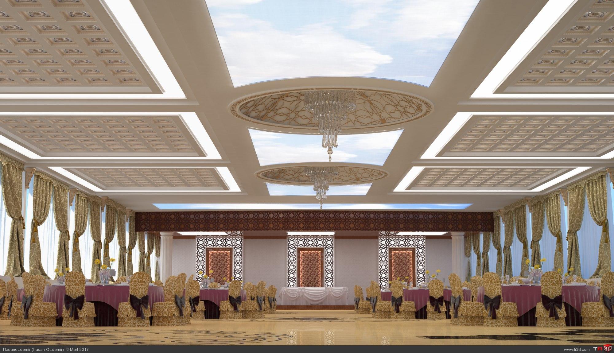 Kızılcahaman Düğün-Balo Salonu