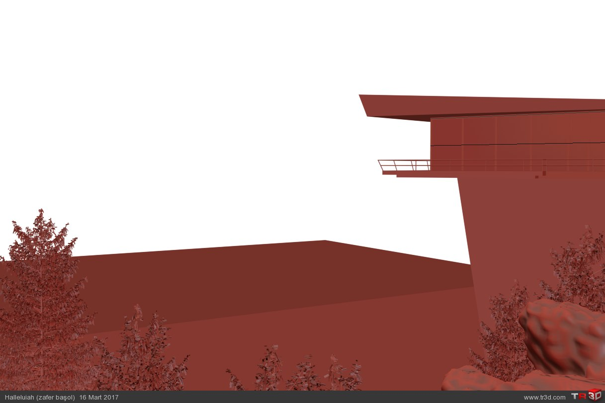Mountain House 1