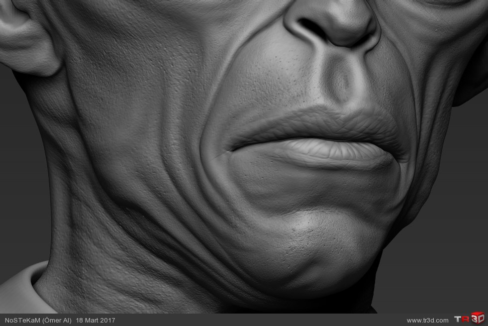 Zbrush Sculpt 4