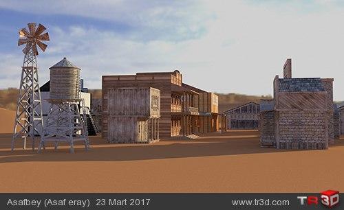 western animasyon