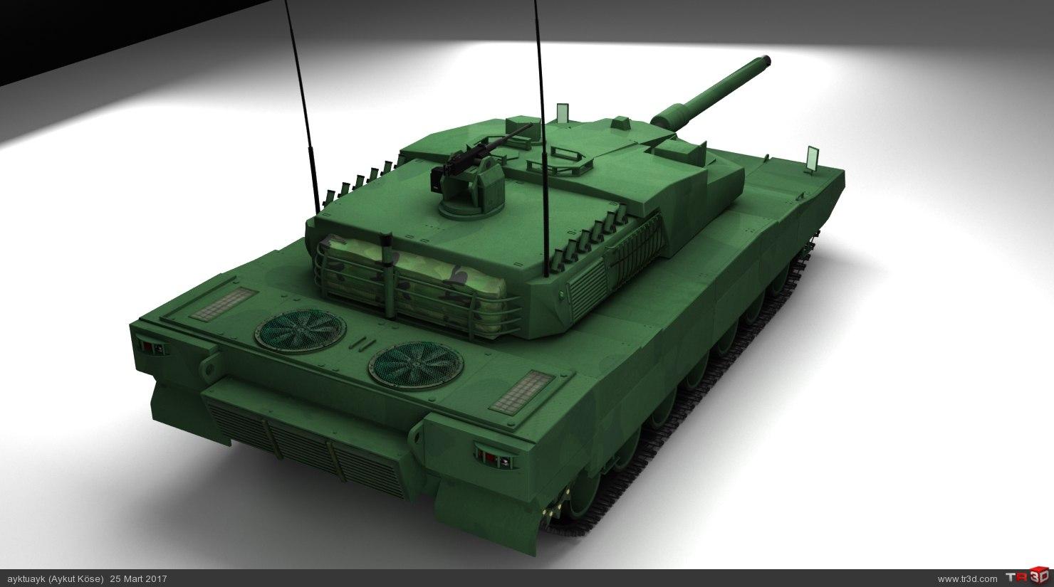 Altay Tank 1