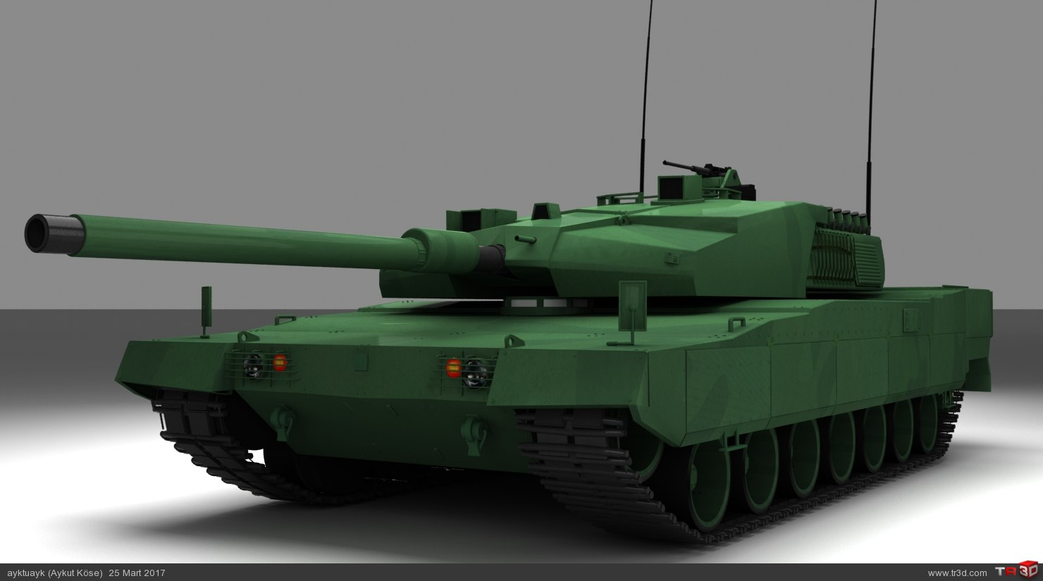 Altay Tank 3