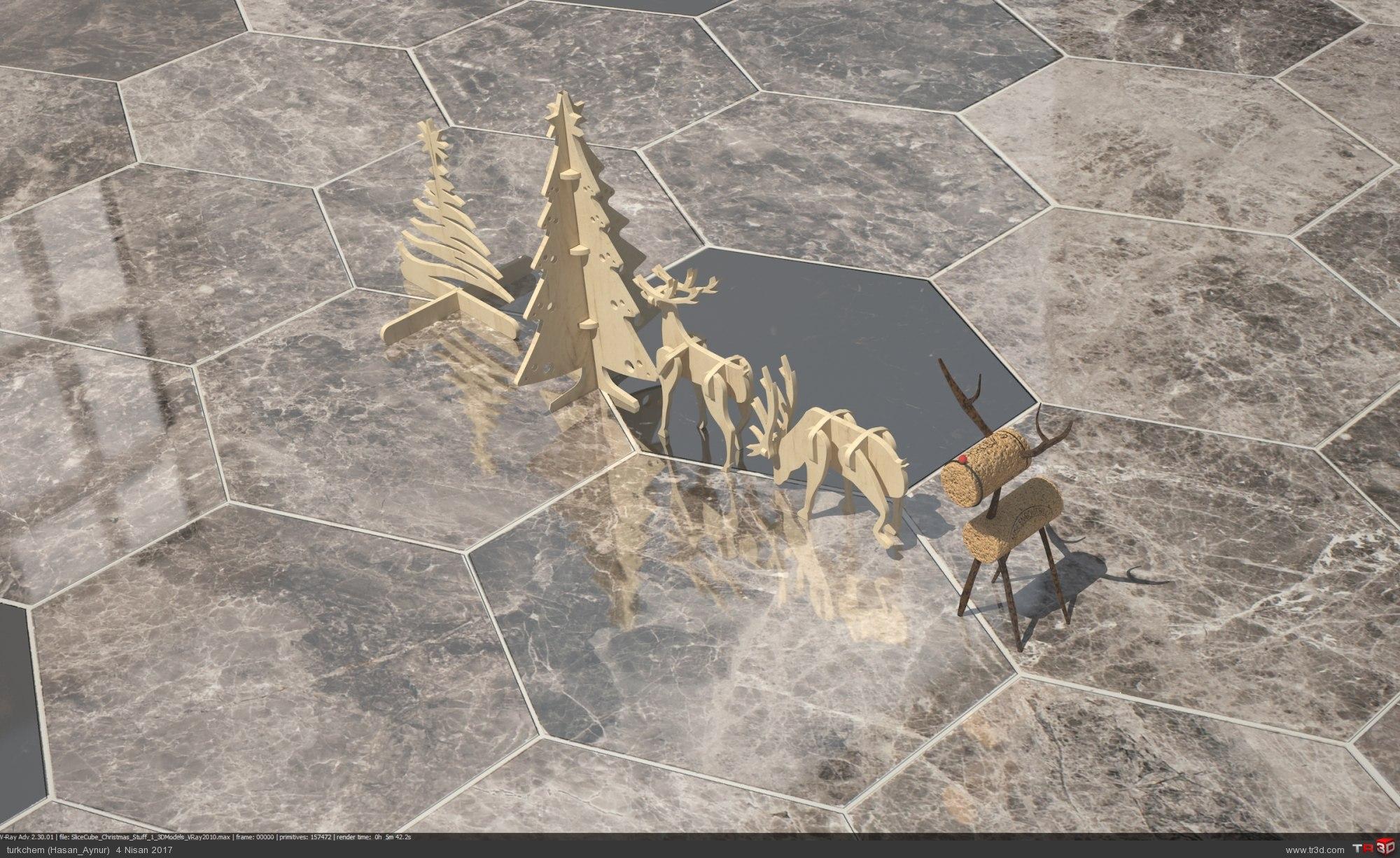 Hexagon Tundra