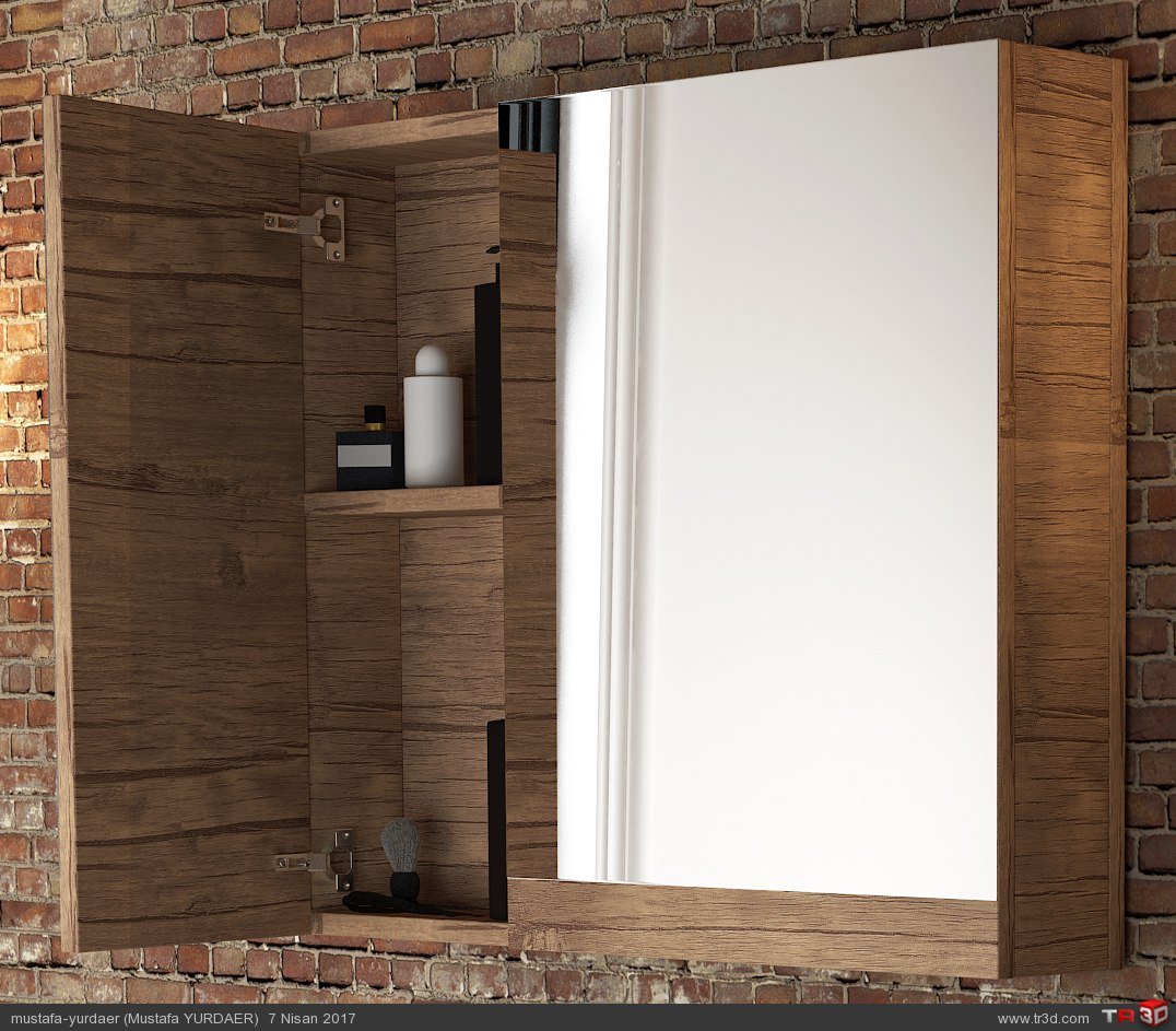 ANTIK LİGHT BATHROOM 2