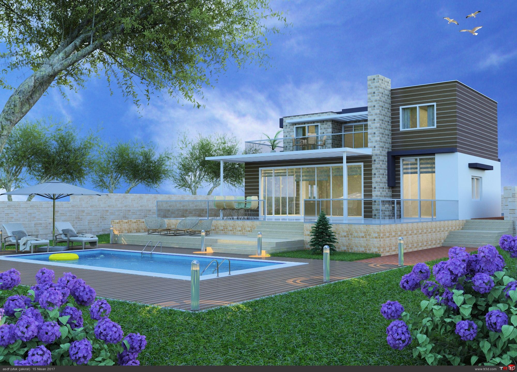 villa tasarımı