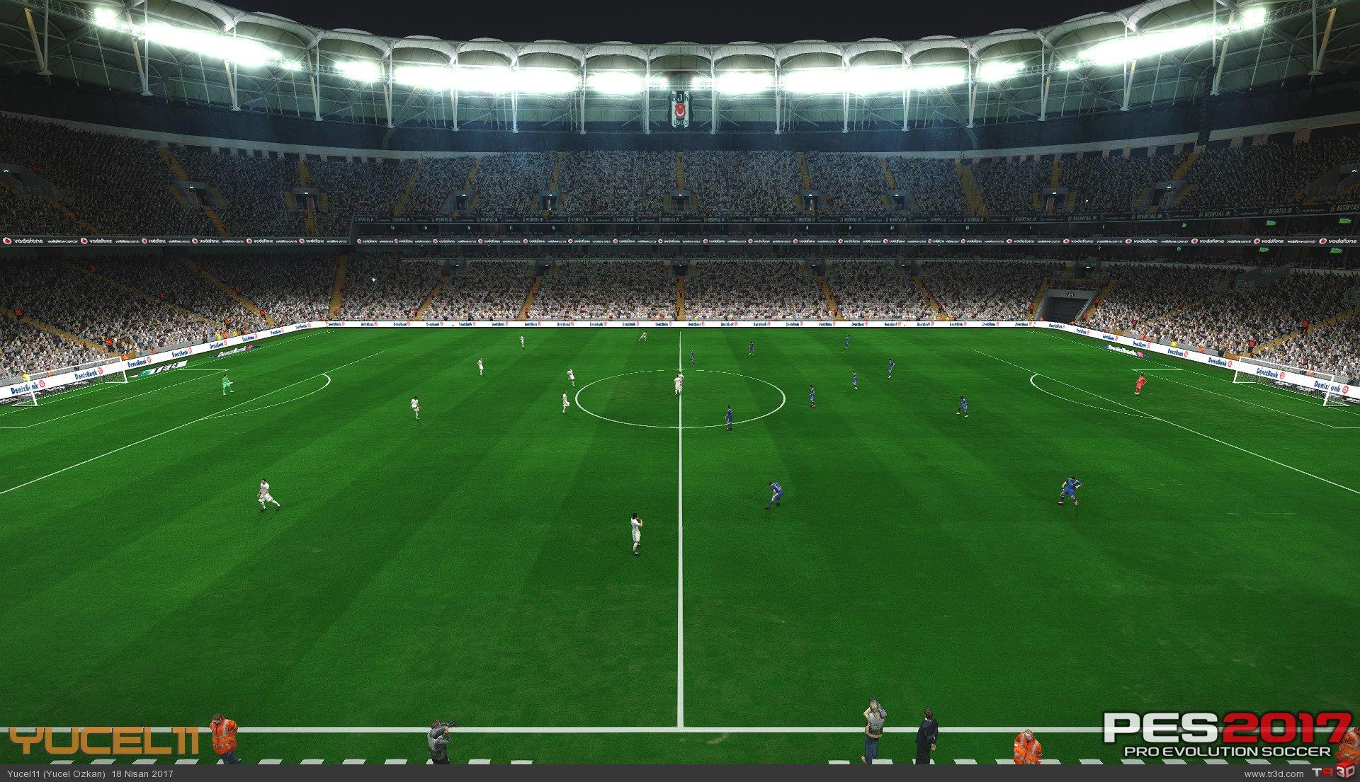 Beşiktaş Vodafone Arena Pes 2017 3