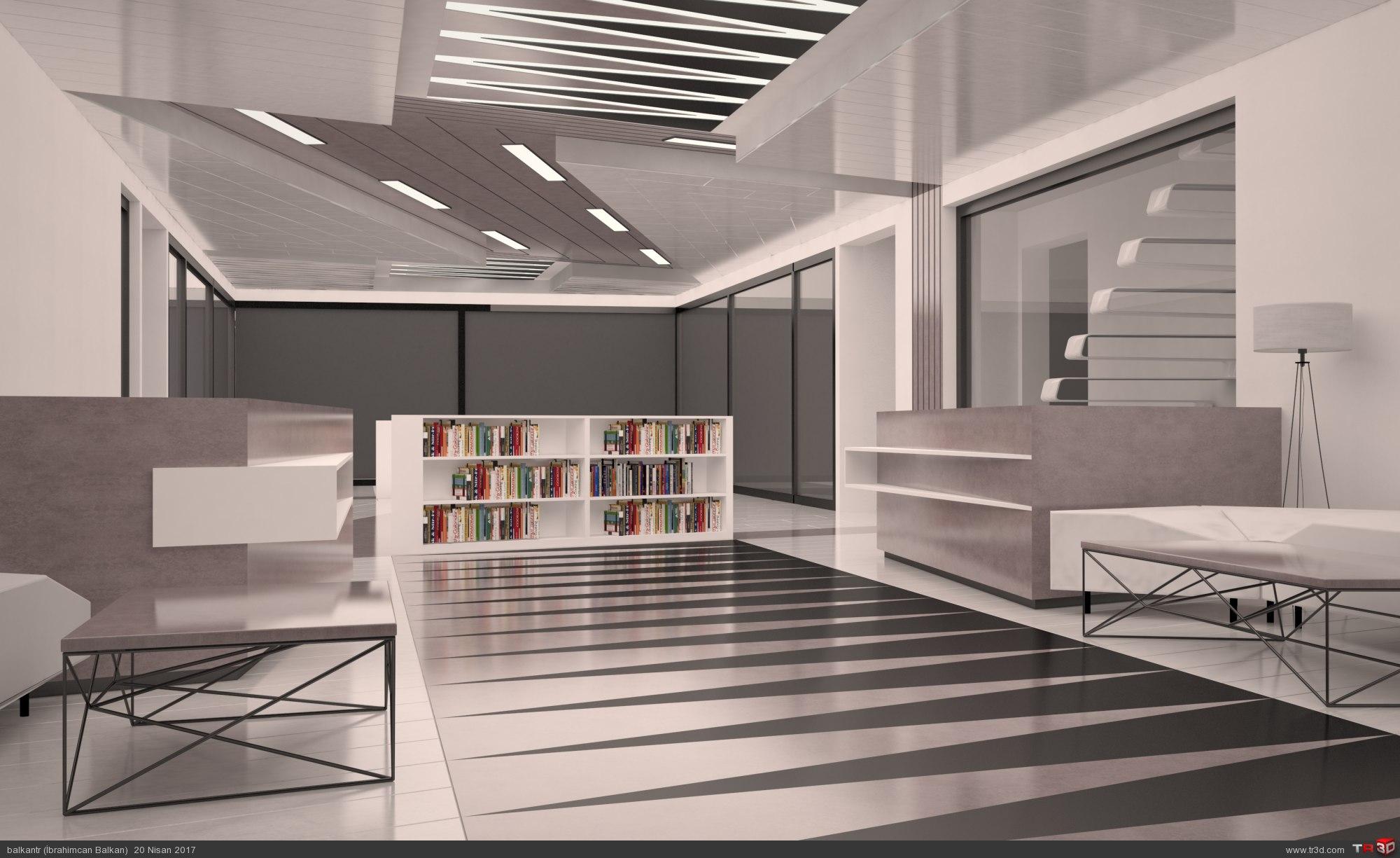 Üni Kütüphane 1