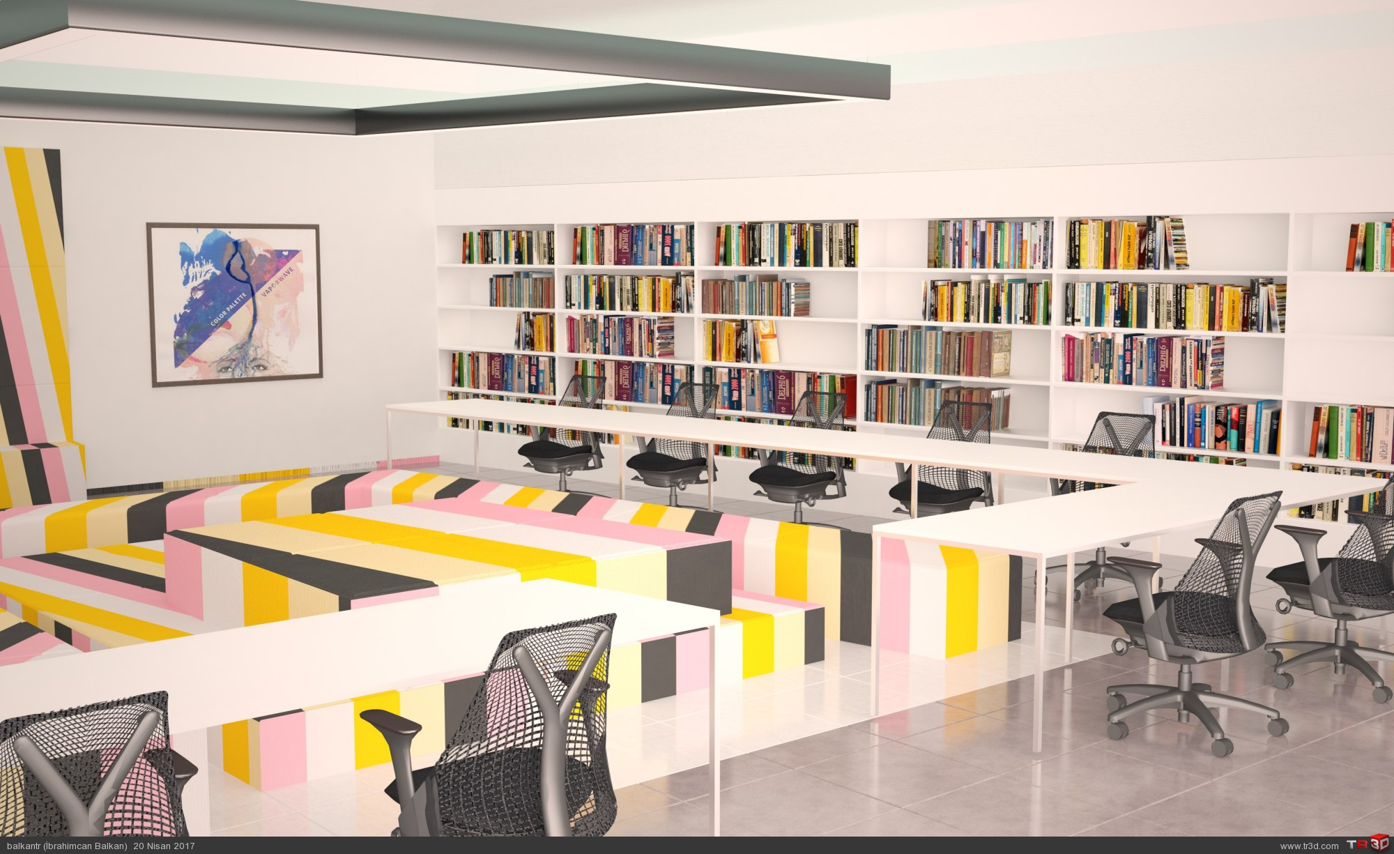 Üni Kütüphane 3