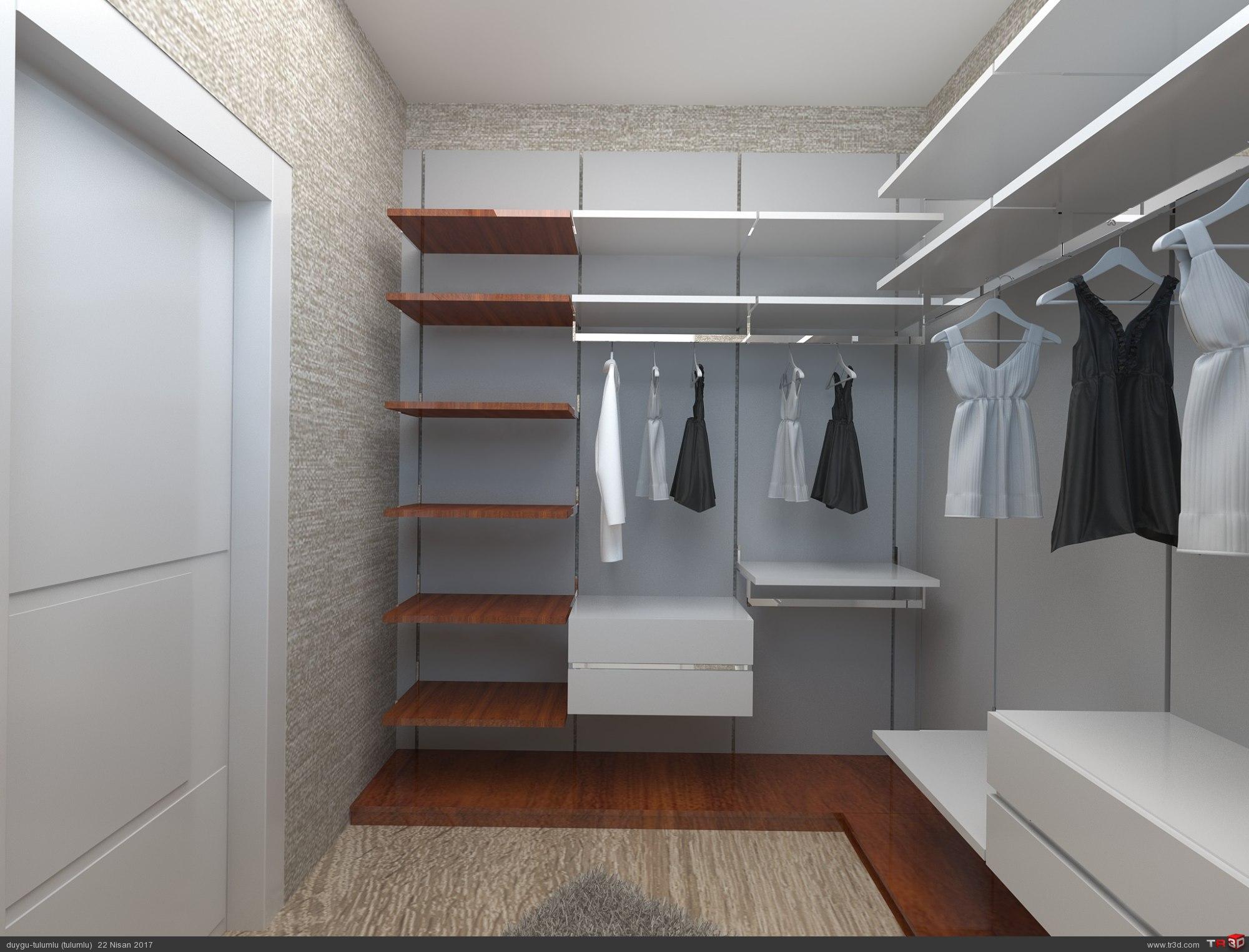 giysi odası 1