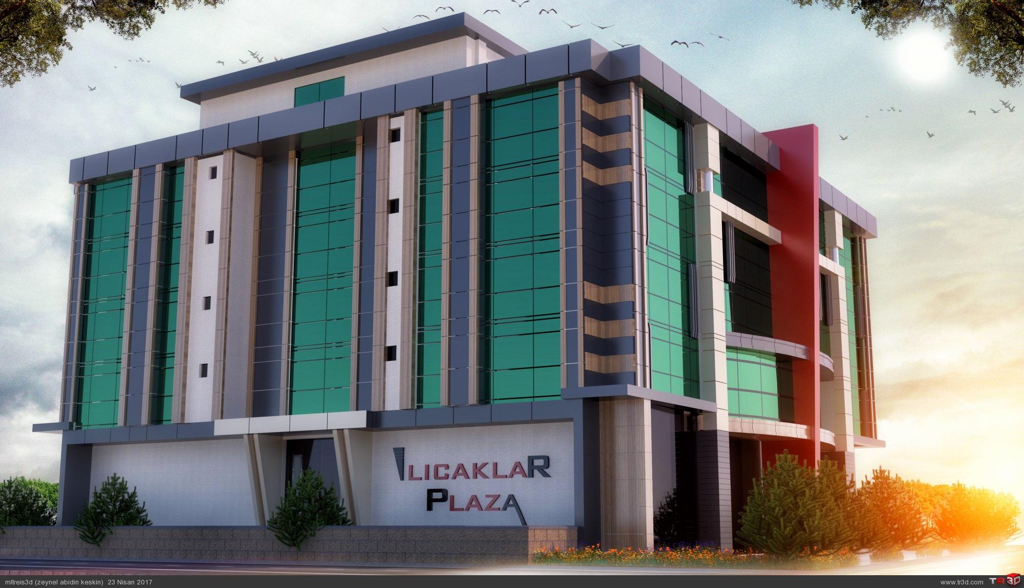 İş Merkezi Tasarımı 4