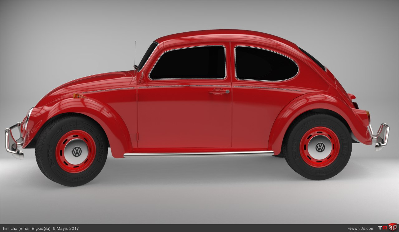 Volkswagen Beetle  3