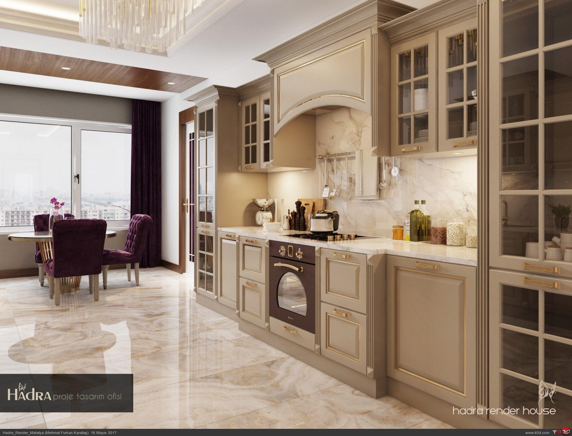 Malatya Mutfak Tasarımı