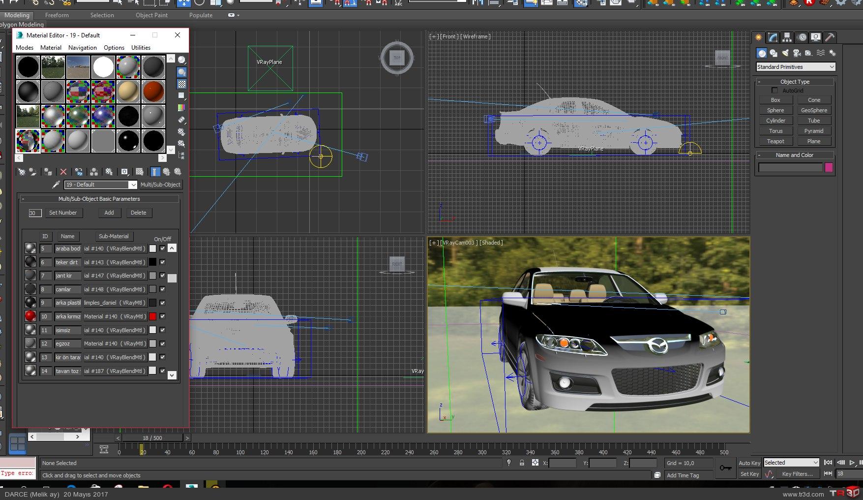 Mazda 6 Mps Render 1