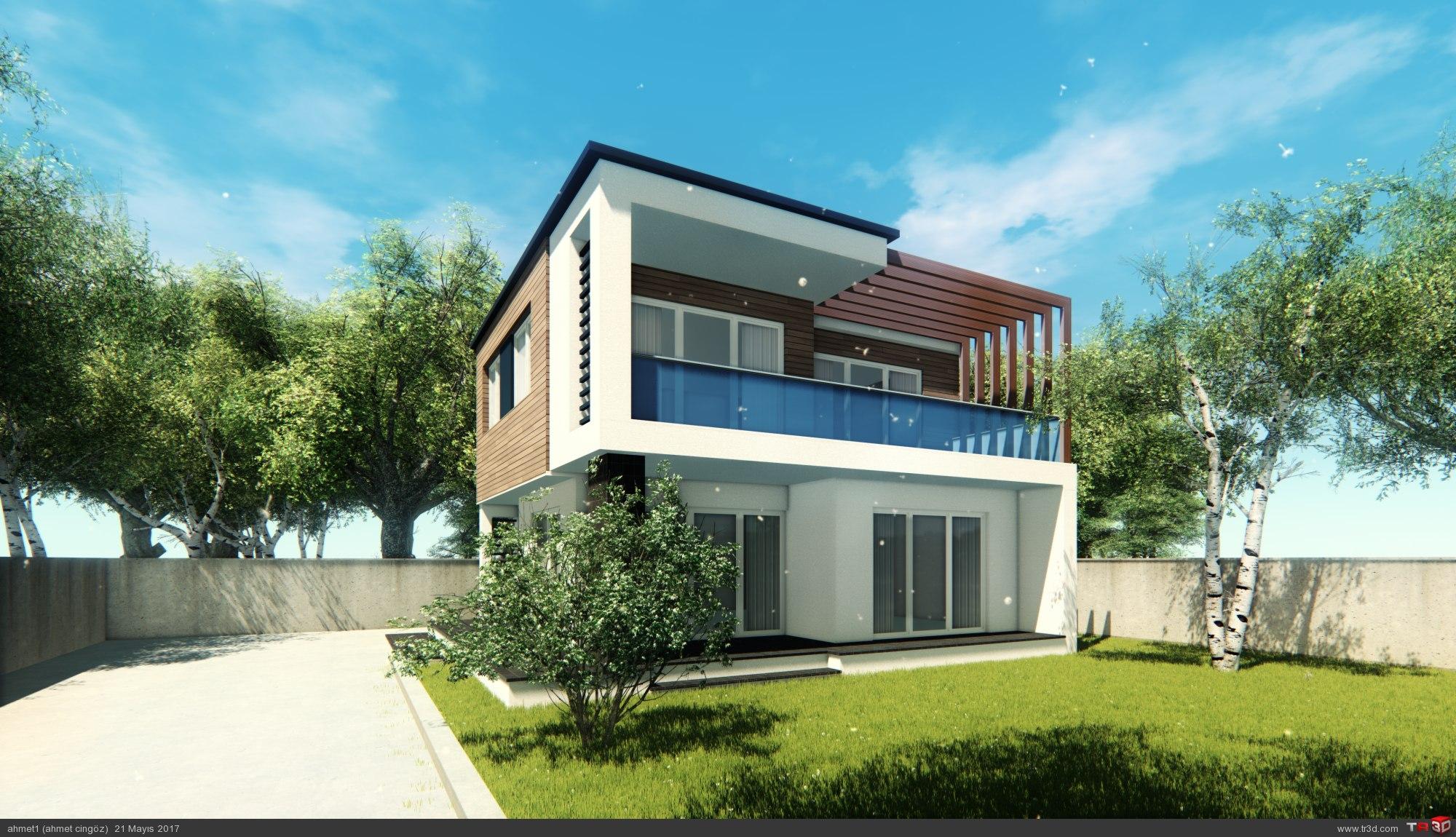 twinmotion villa