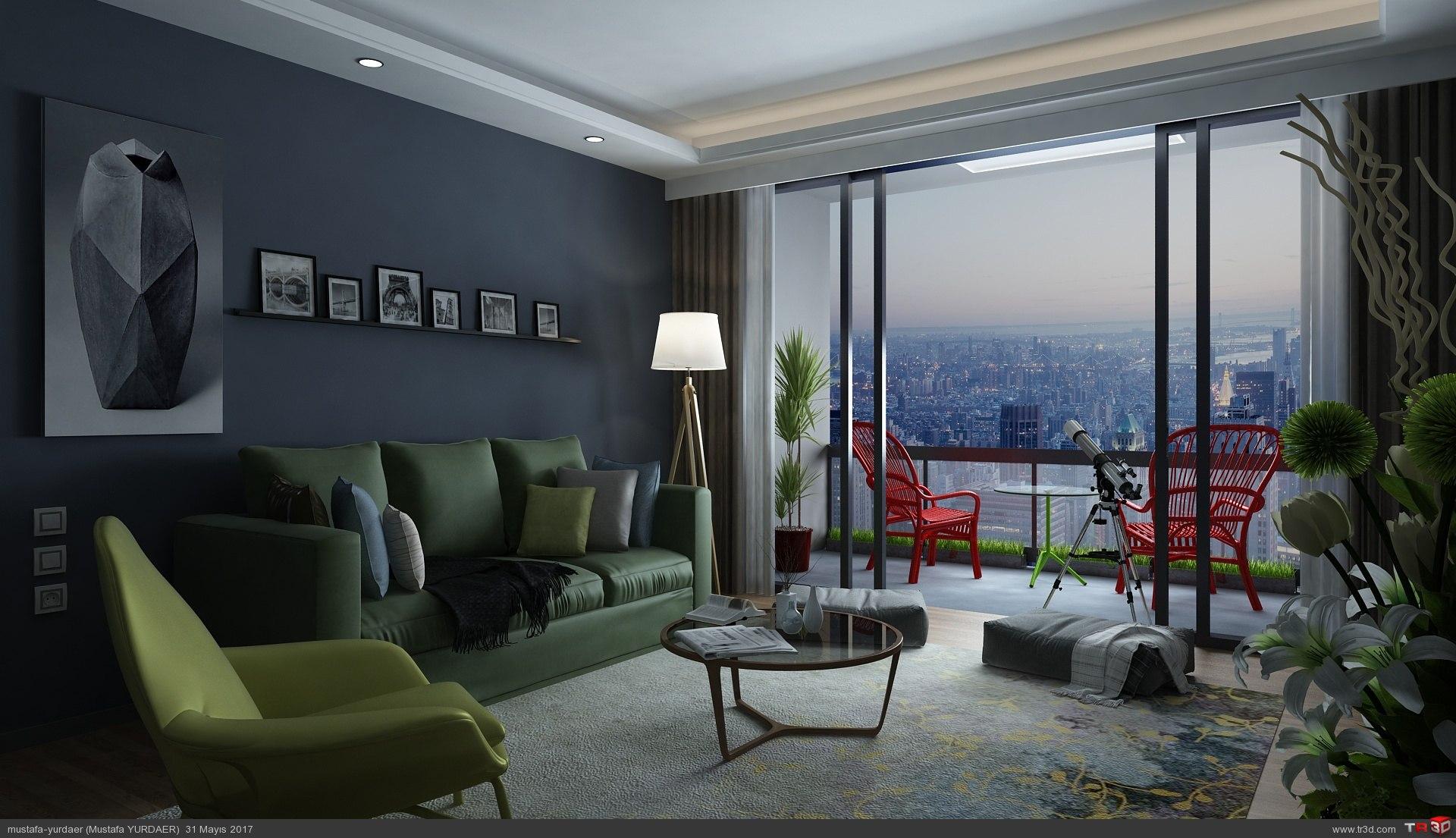 LIVING ROOM-2 2