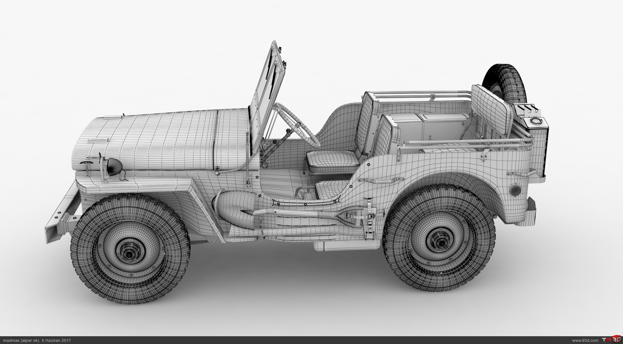 Willys Jeep MB 4