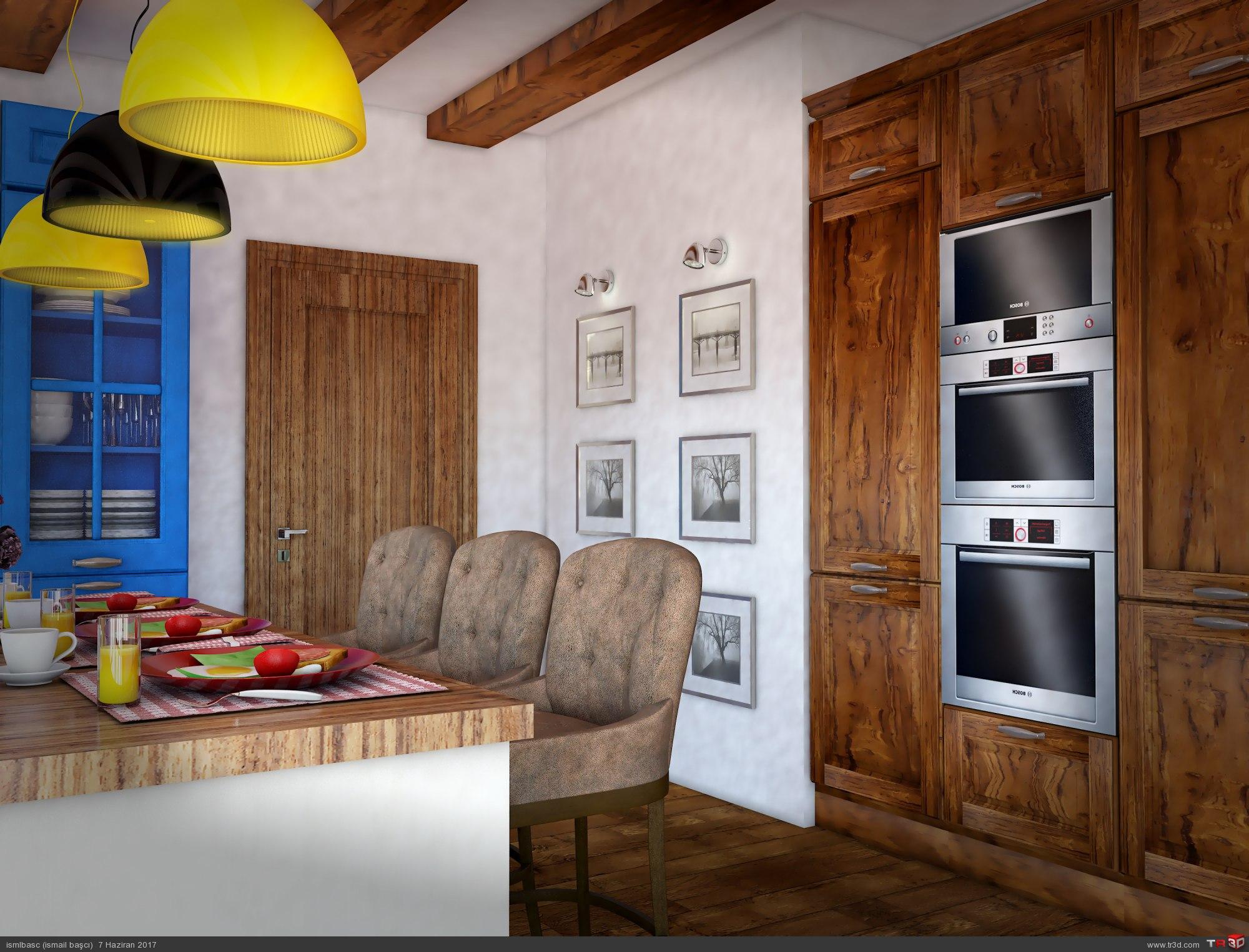 bodrum mutfak evii 3