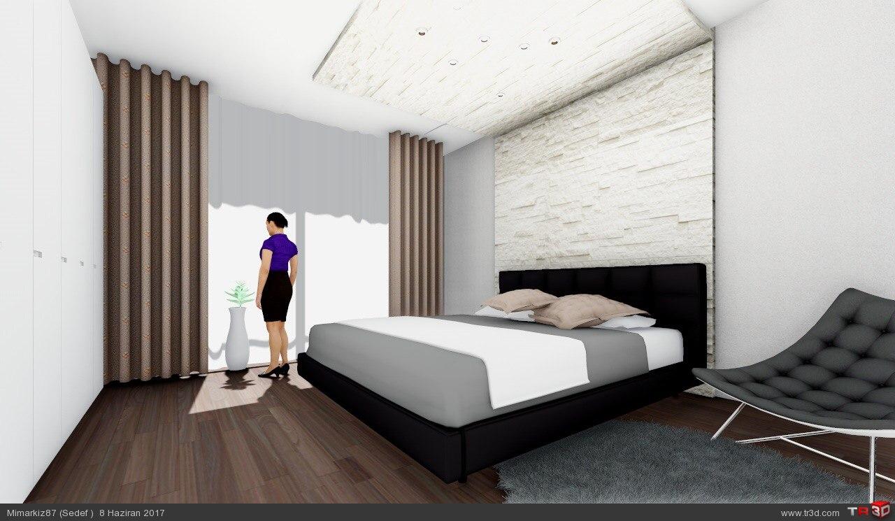 Yatak odasi 3