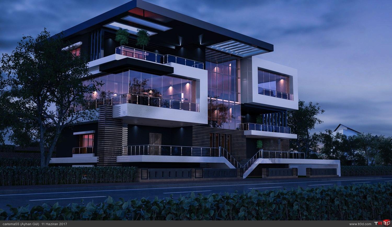 Beykoz Bina Tasarım 1