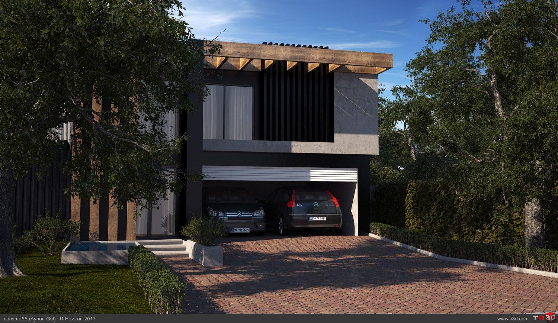 Bodrum Villa Tasarım