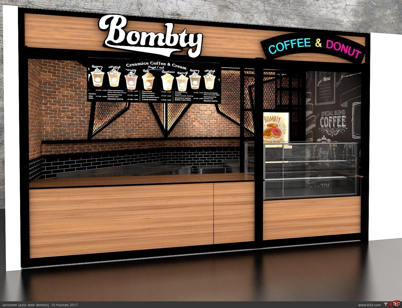 Bombty Caffe 1