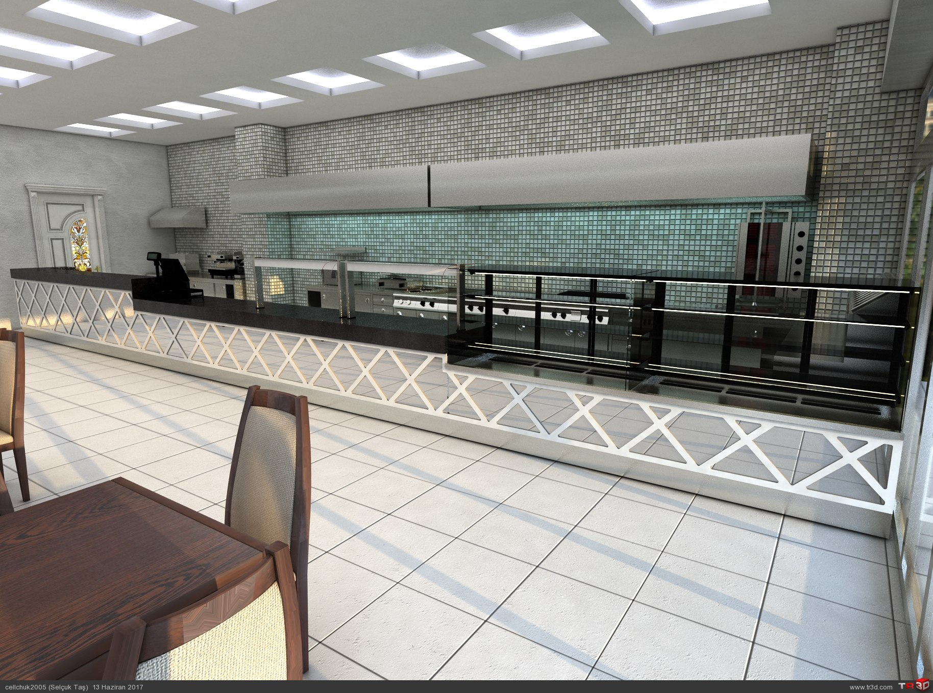 Kafeterya  1