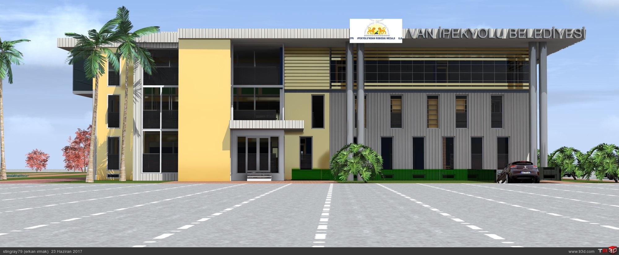 van ipekyolu belediye proje yarışması 1