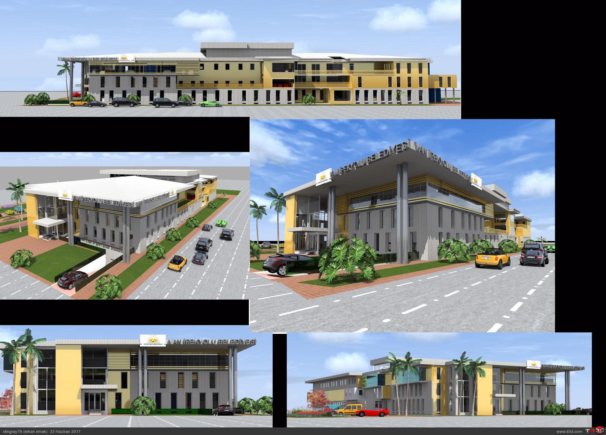 van ipekyolu belediye proje yarışması 3