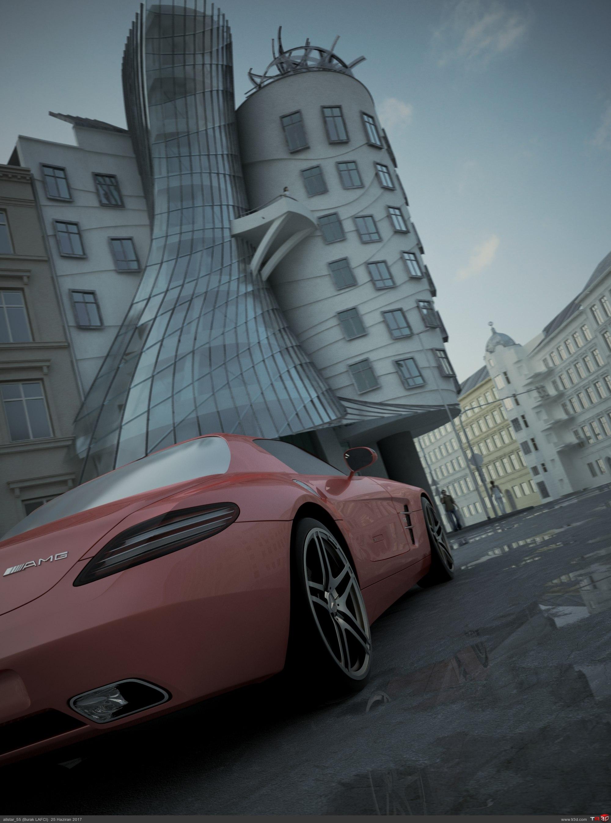 Mercedes AMG 1