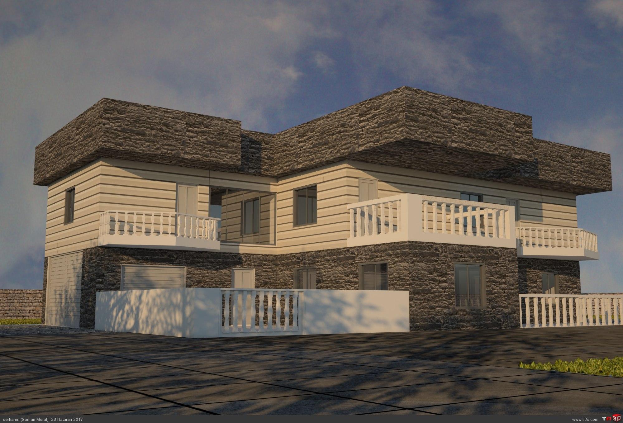 Müstakil Villa