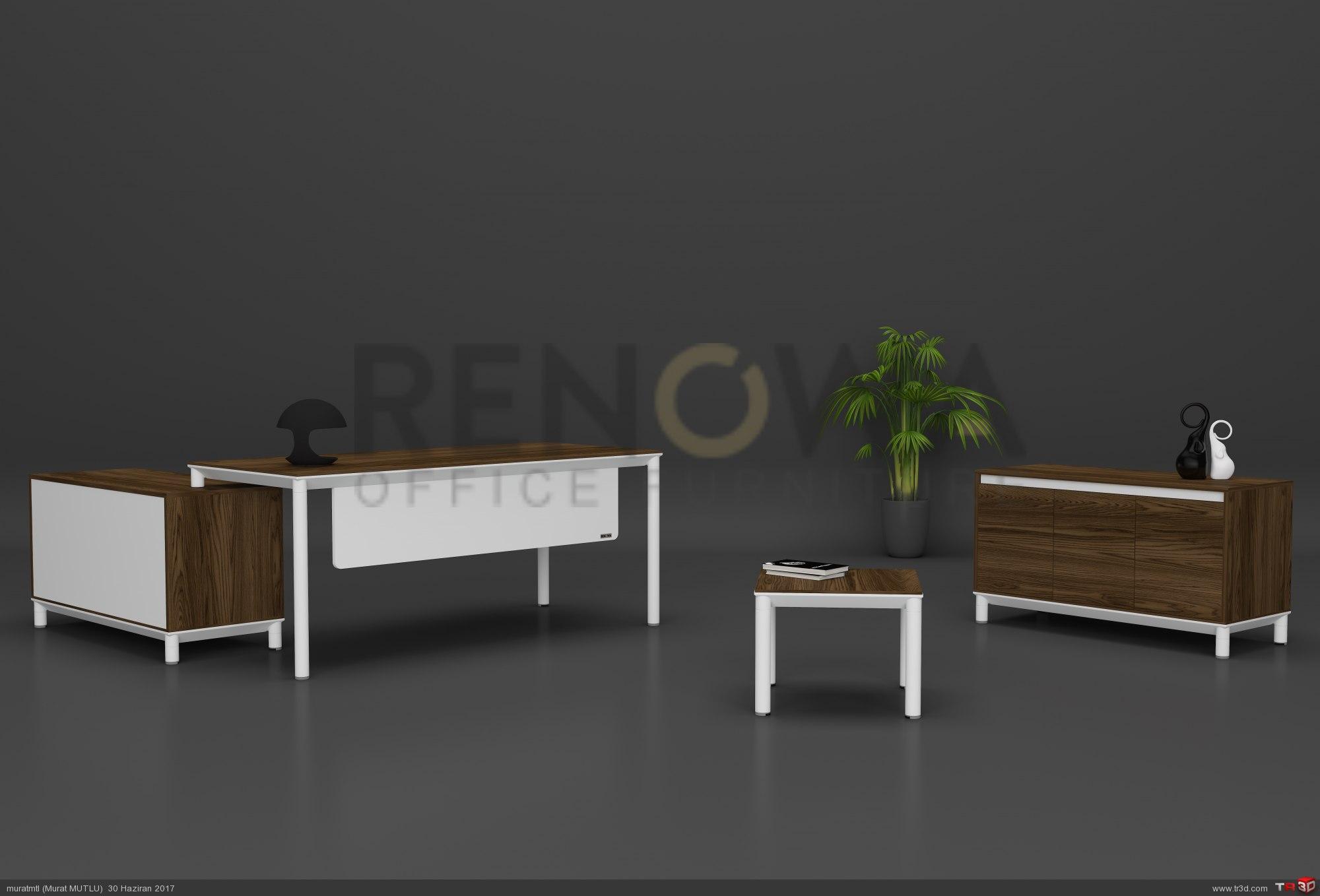 Ofis Masası 4