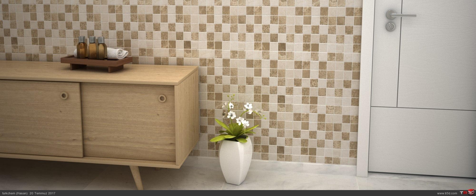 Mix Marble Mosaics