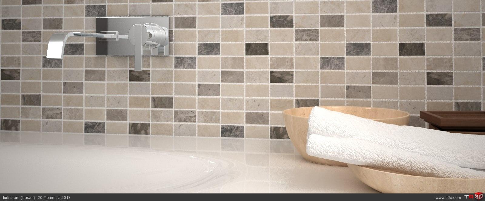 Mix Marble Mosaics 1