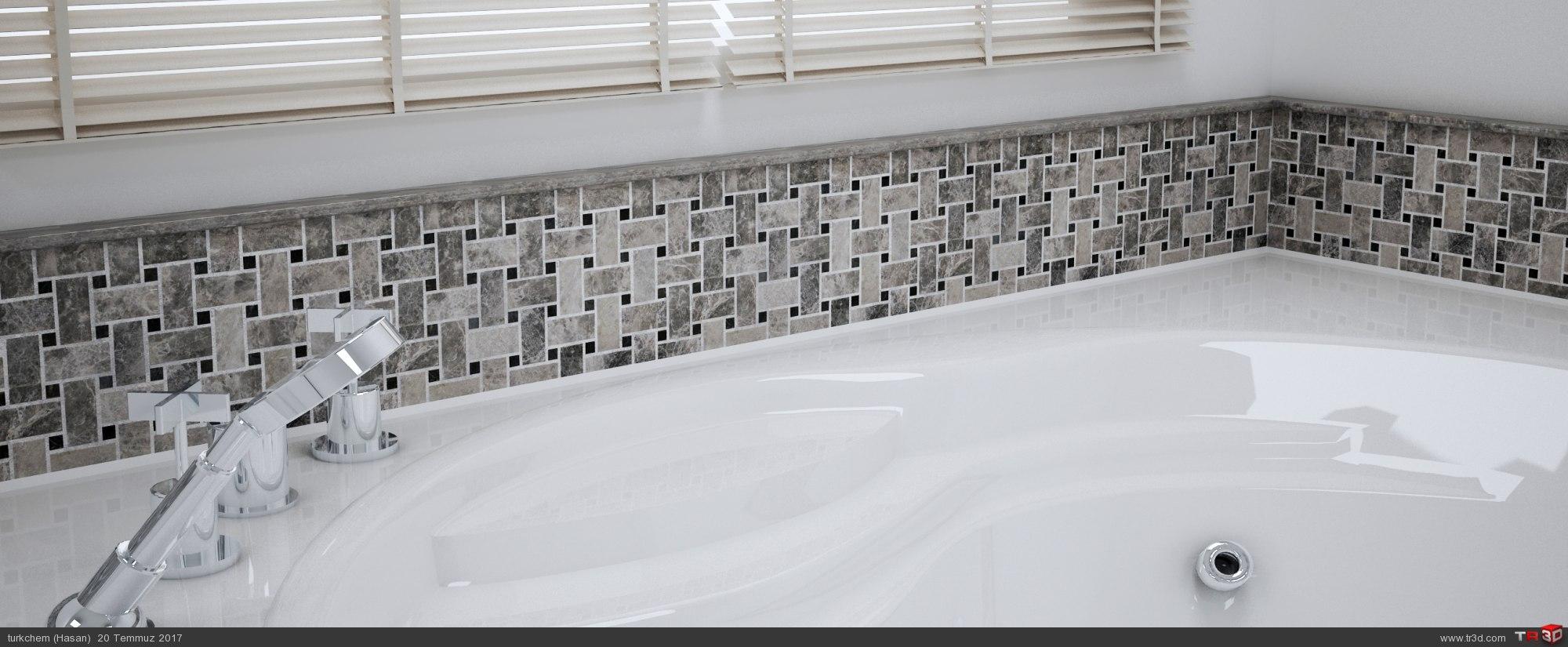 Mix Marble Mosaics 2