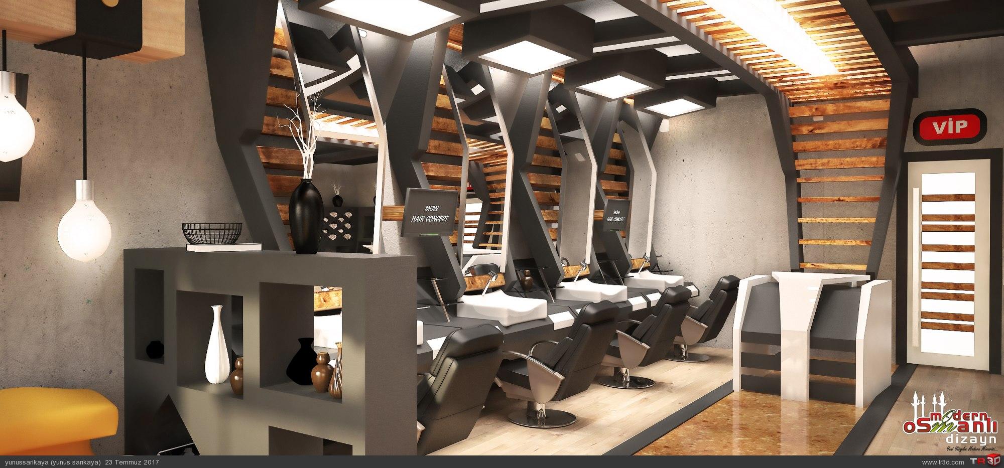 Mow Hair Concept 2