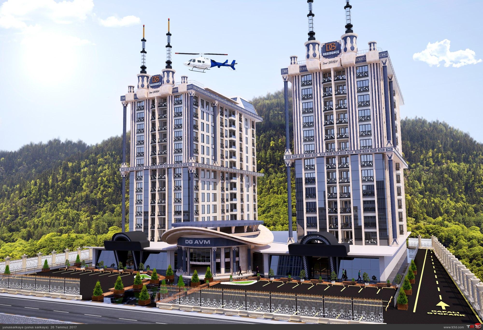 DG Residence - Davut Güloğlu 1