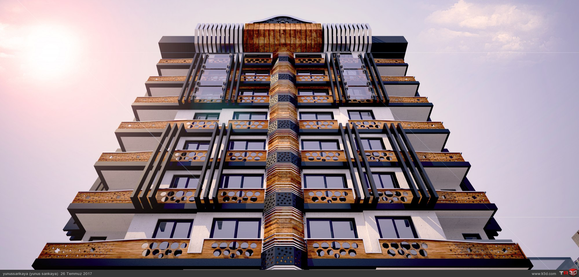 DG Yapı Antalya Projesi 1