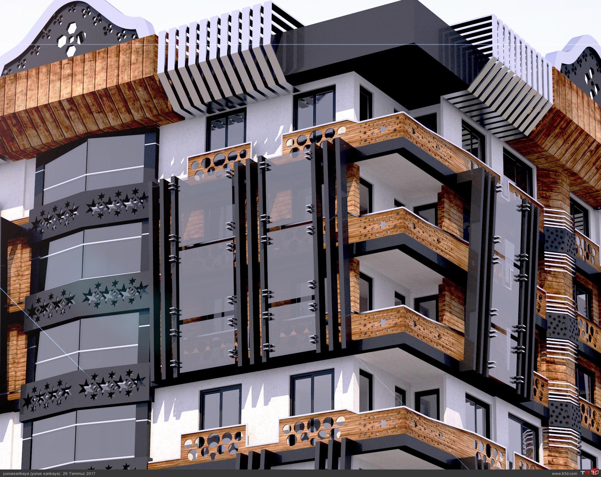 DG Yapı Antalya Projesi 2
