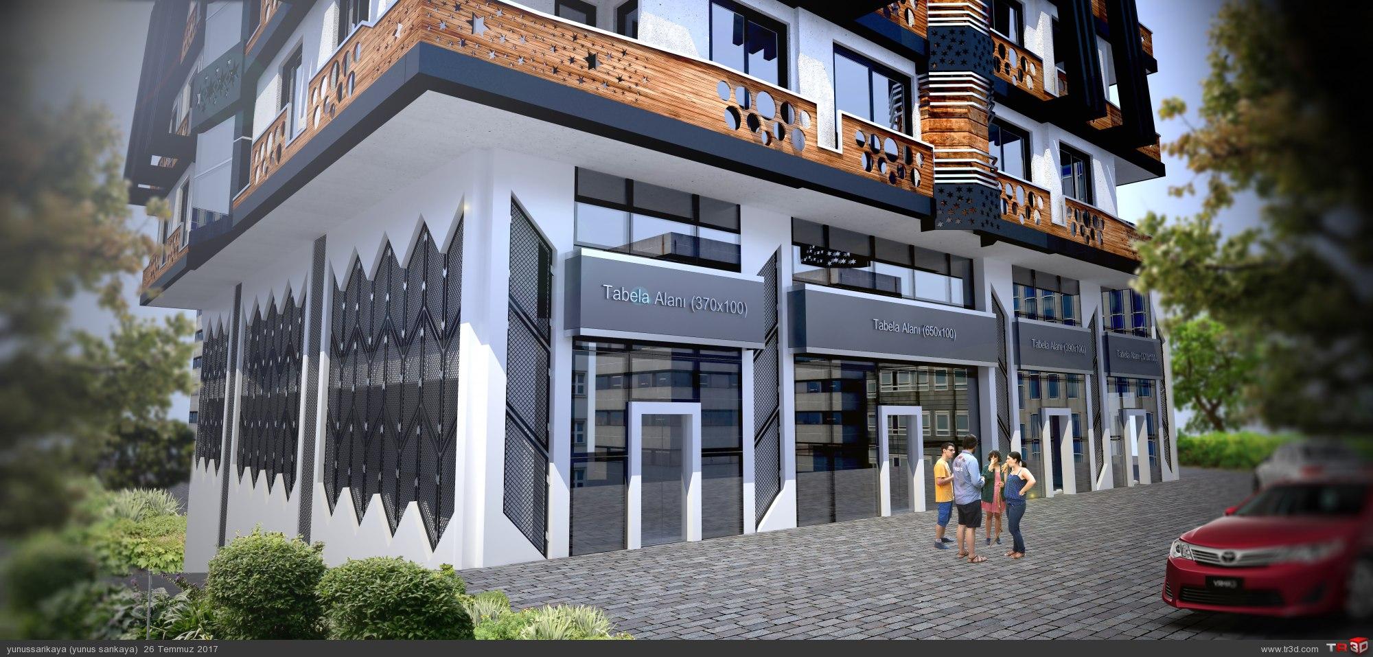 DG Yapı Antalya Projesi 3