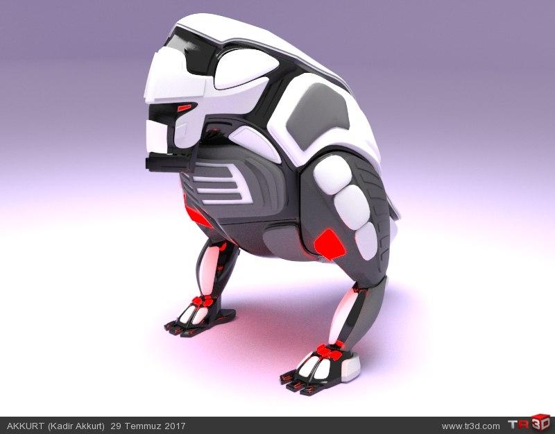 Tuhaf Robot