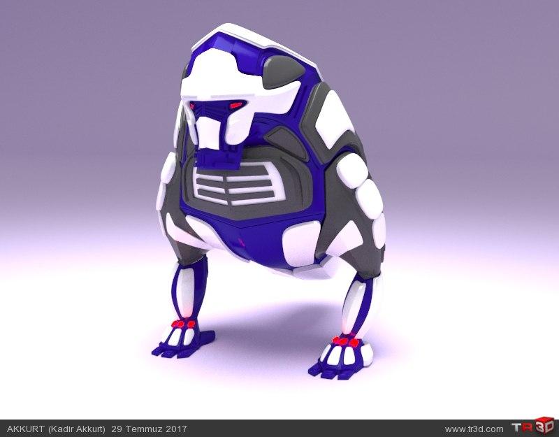 Tuhaf Robot 1