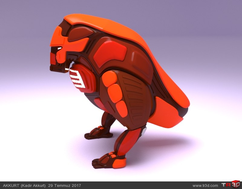 Tuhaf Robot 3