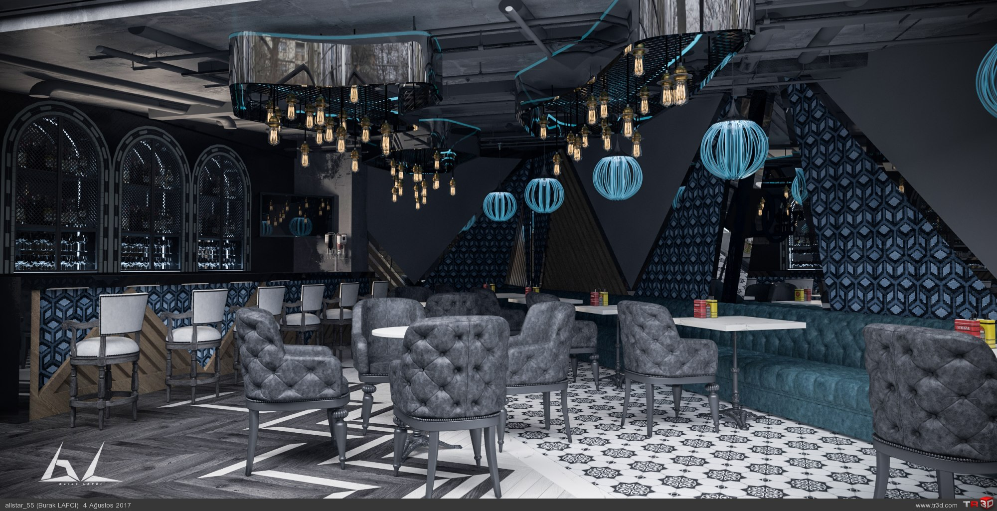Restaurant & Club 1