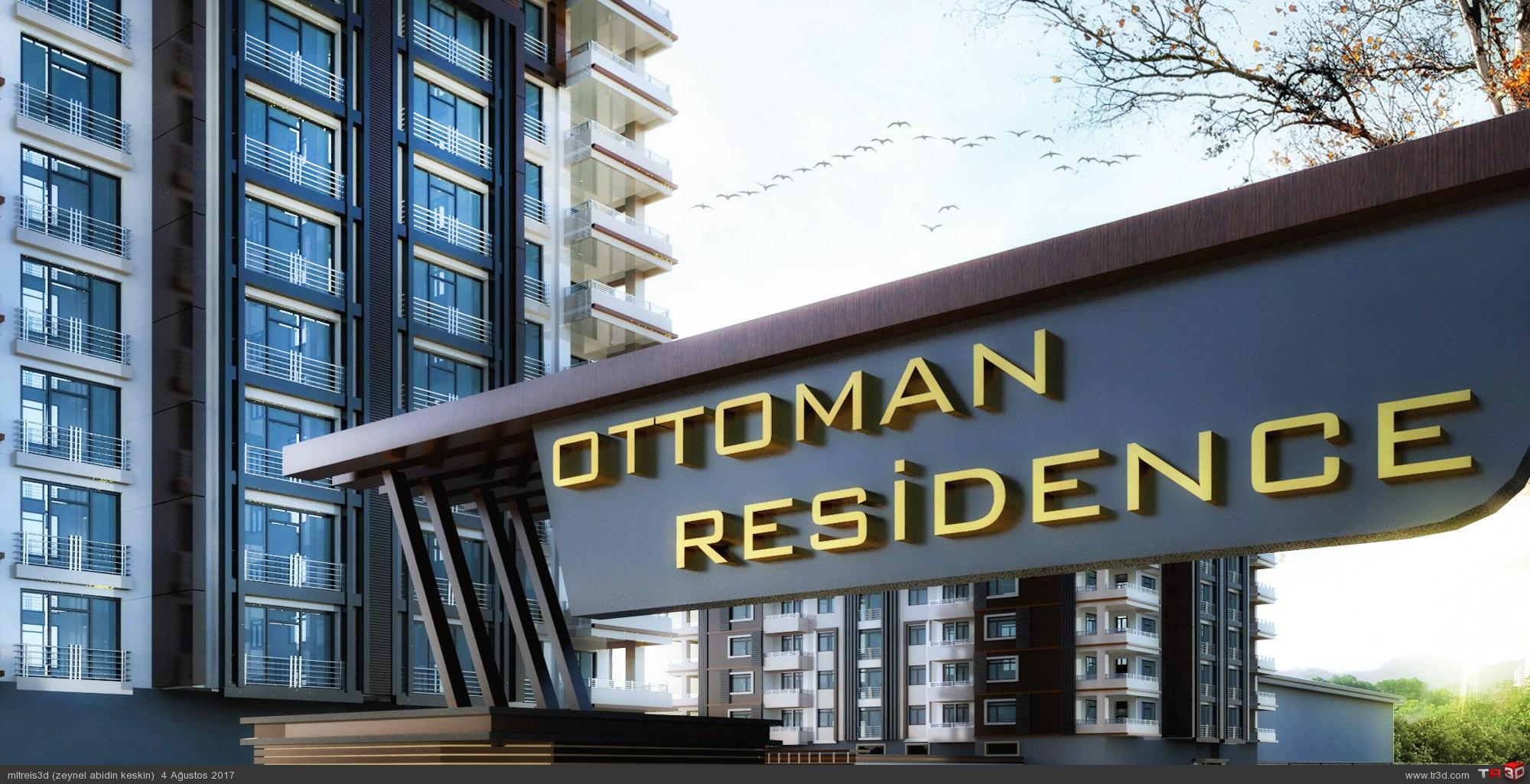 Eryaman İnşaat Ottoman Residence